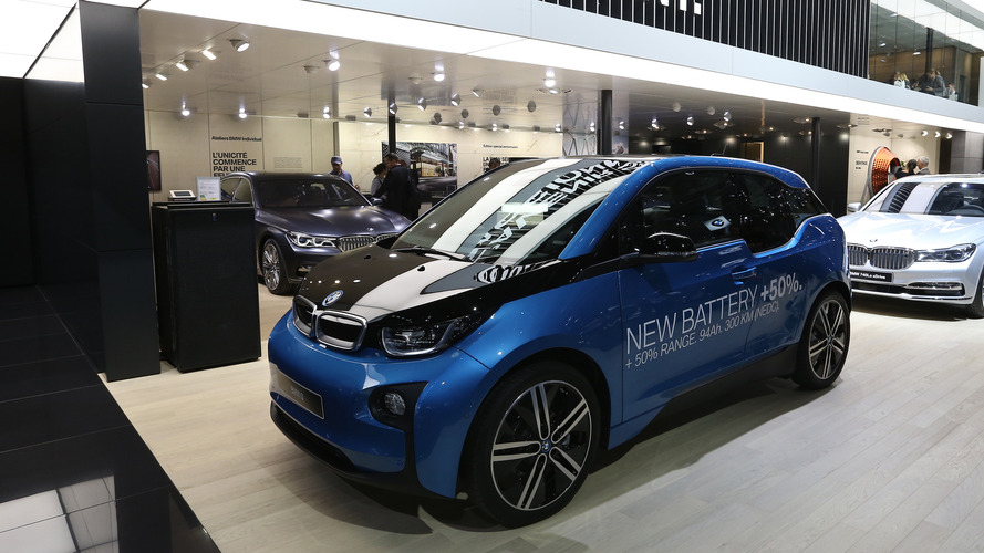 BMW i3 e Nissan Leaf no top 10 de vendas... da Noruega