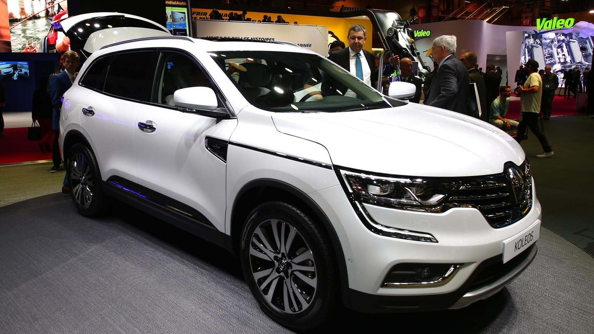 Renault suv 2018