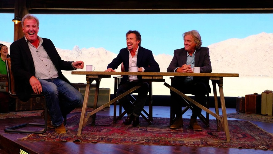 VIDÉOS - Les coulisses de The Grand Tour... en France !
