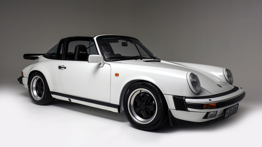 911 Carrera Sport Targa fully restored by Porsche is just perfect