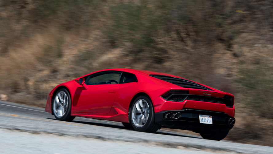 lamborghini could build an entry-level sports car