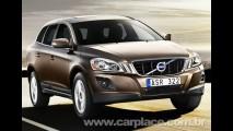 Volvo XC60 terá sistema inteligente City Safety capaz de evitar colisão