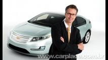 Chevrolet Volt - Reveladas as primeiras imagens oficiais da versão de produção