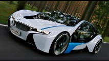 BMW revela o Vision EfficientDynamics Concept - Protótipo tem consumo de 26km/litro e 356cv