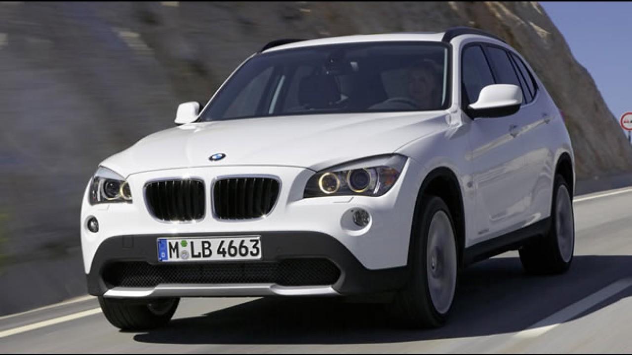 Novo BMW X1 2010 - Utilitário pode chegar este ano ao Brasil - Veja galeria de fotos oficiais