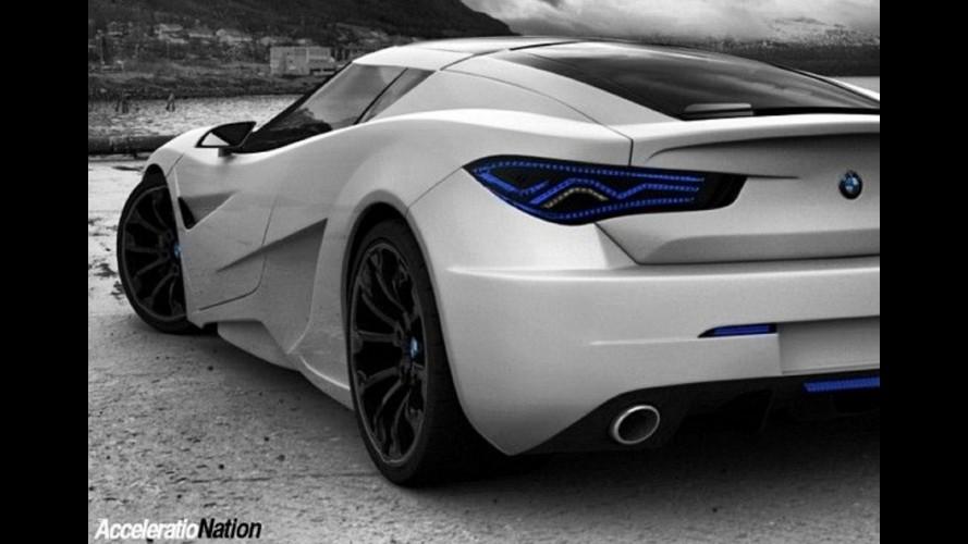 BMW'nin yeni supercar konseptiyle tanışın: M9