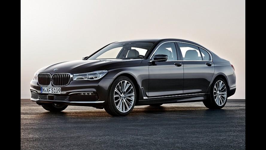 BMW 7 Serisi Centennial'in sonbaharda satışa sunulacağı söyleniyor