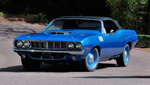 1971 Plymouth Hemi Cuda Convertible Four-Speed