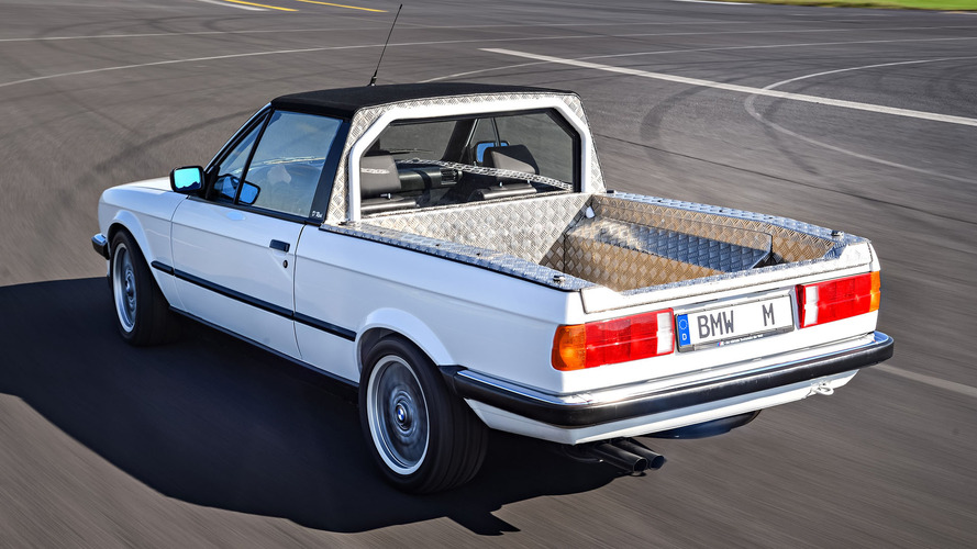 BMW, pick-up üretmeyeceğini açıkladı