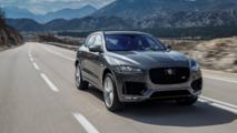 Jaguar F-Pace Essai