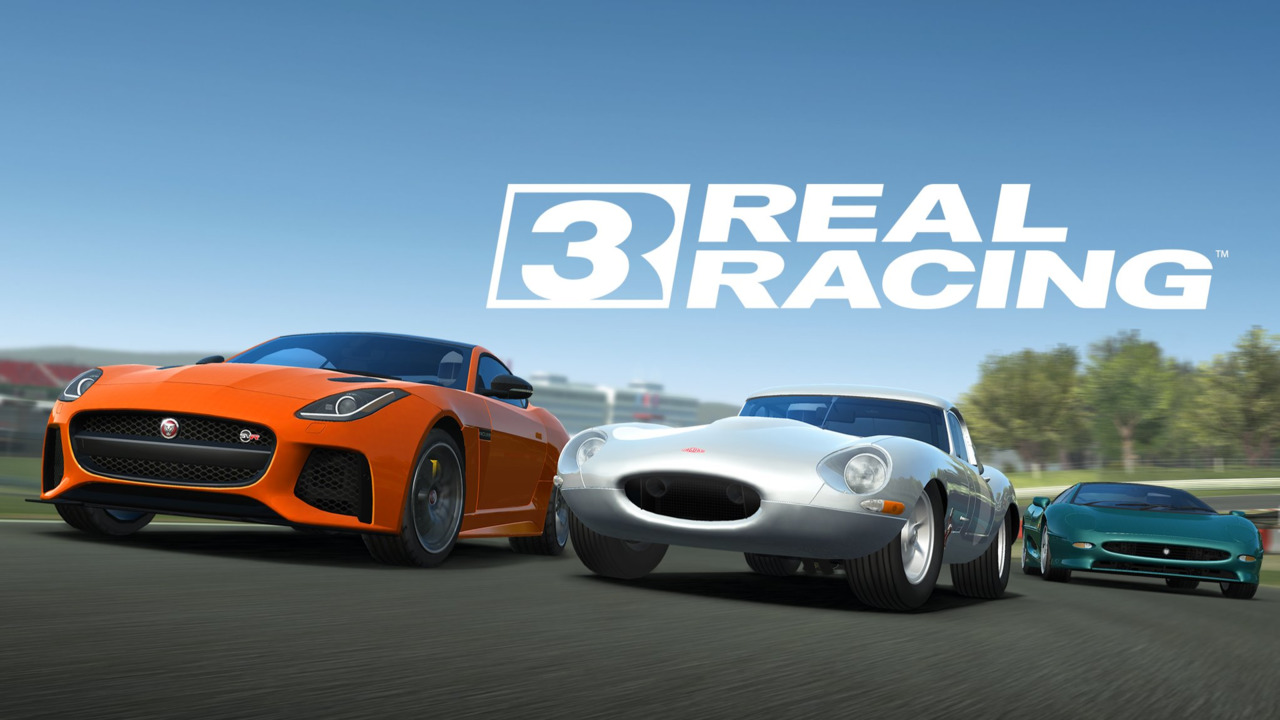 Real Racing 3 Evolution Of Jaguar Motor1 Com Photos