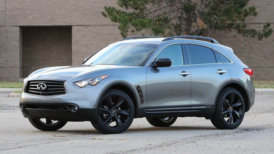 Review: 2016 Infiniti QX70