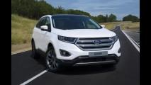 Ford, EDGE'in Avrupa Versiyonuyla SUV Pazarını Sallamayı Hedefliyor