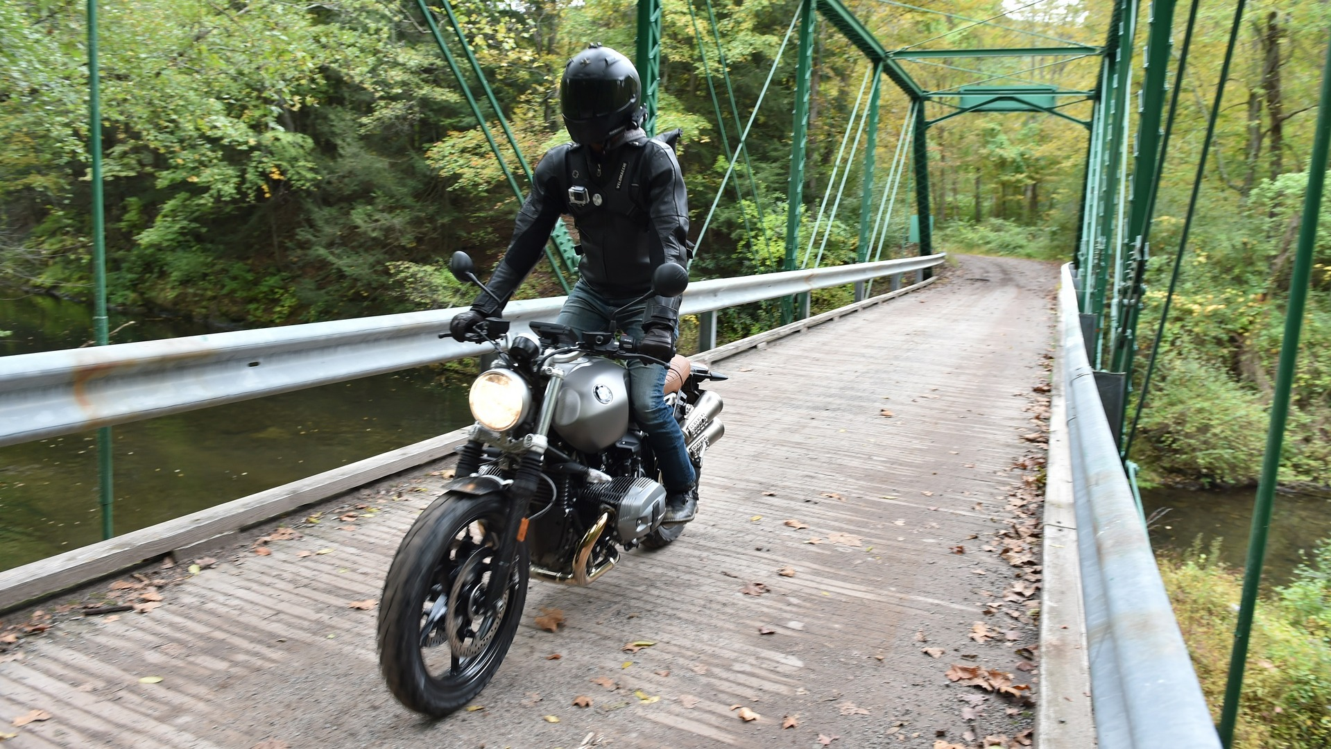 2017 BMW R nineT Scrambler review | Motor1 com Photos