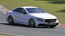 2019 Mercedes SL spy photos