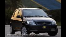 Chevrolet anuncia oficialmente o novo motor VHCE e itens para Celta e Classic