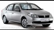 Renault começa campanha oficial de lançamento divulgando teaser do Symbol