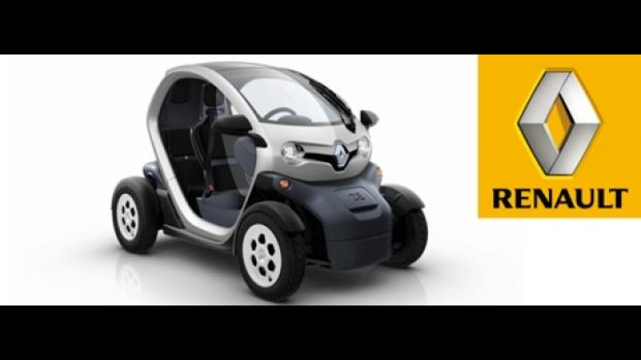Renault Twizy: l'antiscooter a quattro ruote