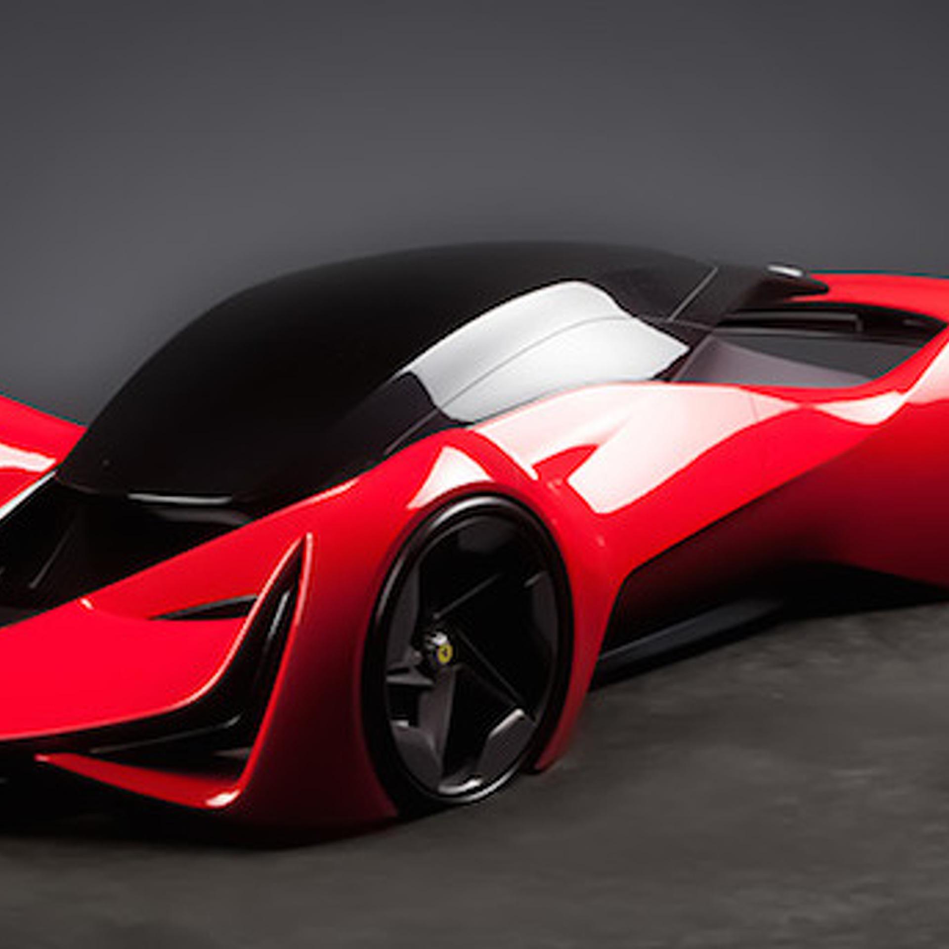 Ferrari concept cars