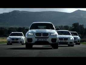 The new BMW M Performance Automobiles.