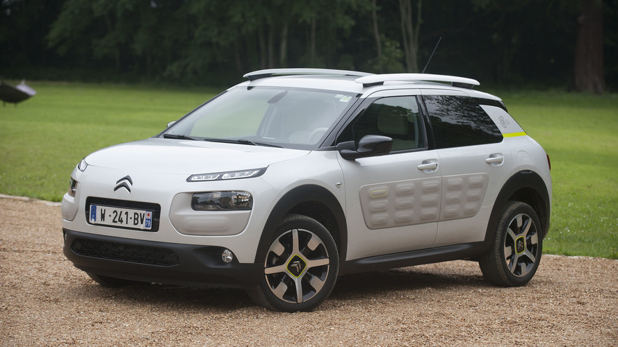 Citroën's revolutionary 'flying carpet' suspension revealed