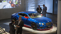 2917 Bentley GT Speed unveiling event
