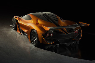 1,000HP Apollo Arrow Hypercar Isn't the 'World's Fastest,' But It's Pretty Close