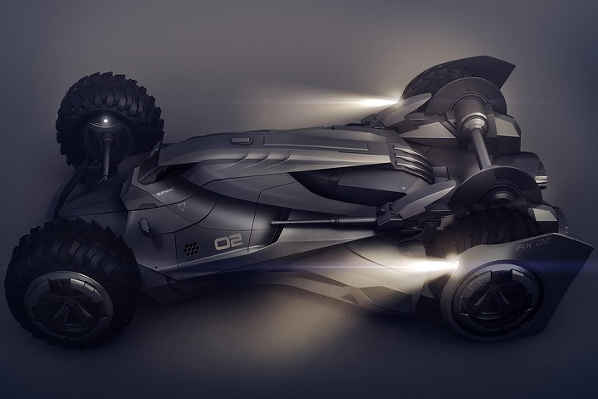This Amazing Batmobile Concept Might Make Batman Jealous