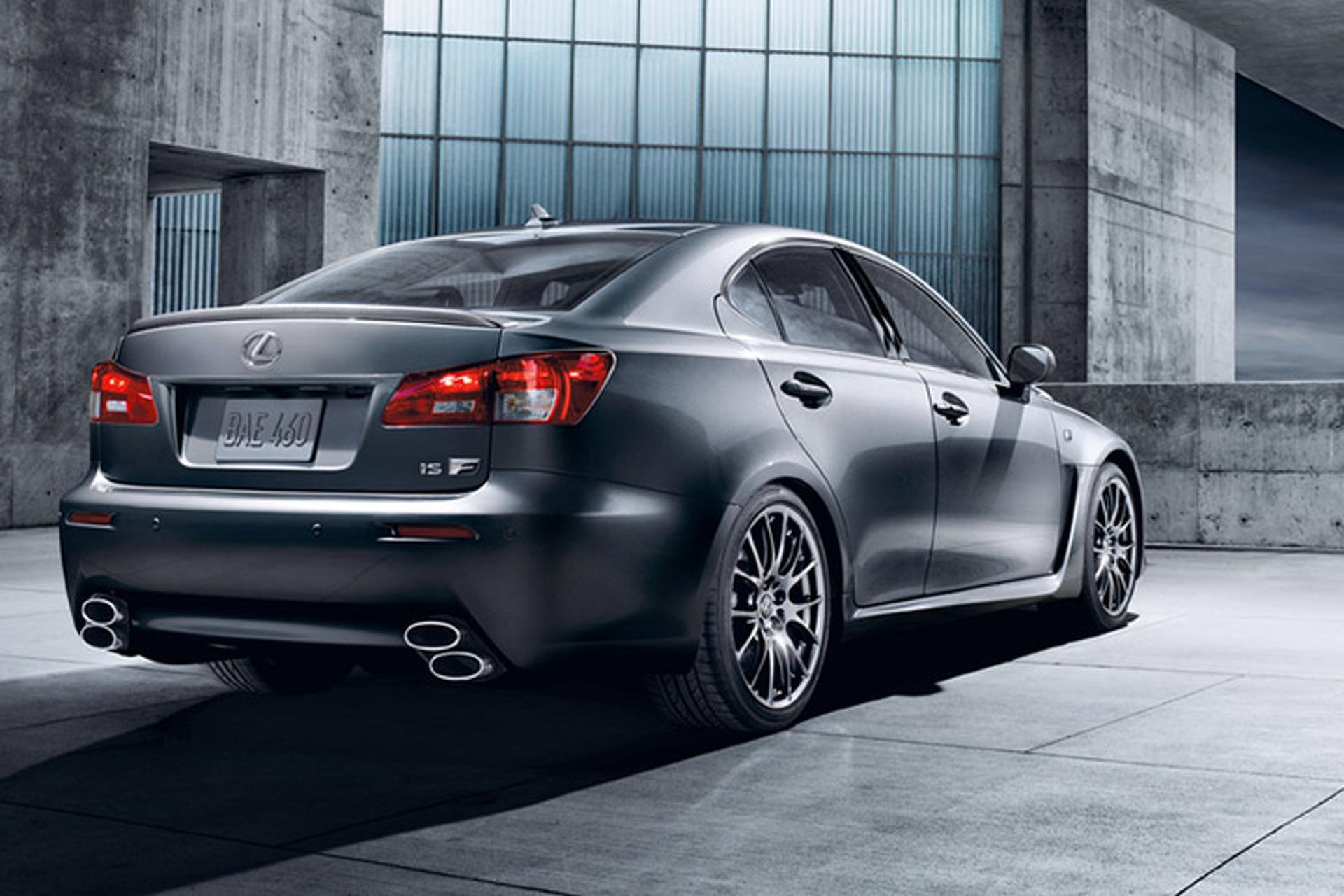 Lexus F Series Won't Add Hybrids, Yet