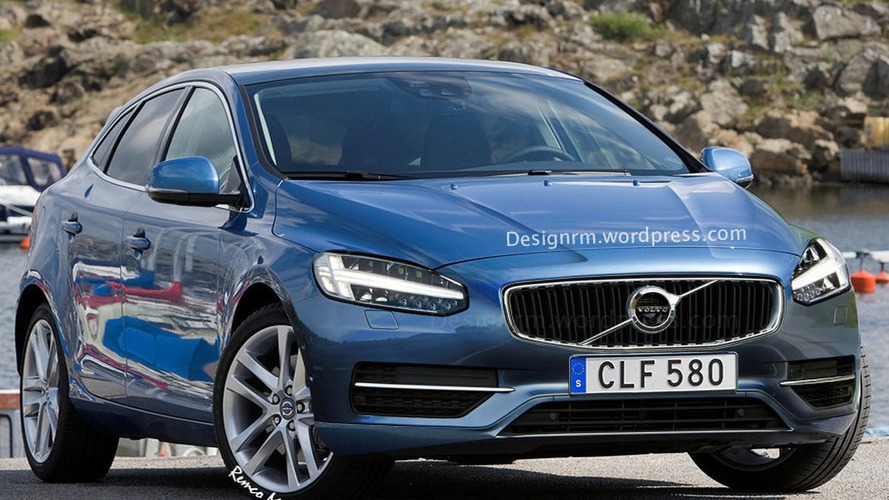 Volvo V40 facelift heading to Geneva