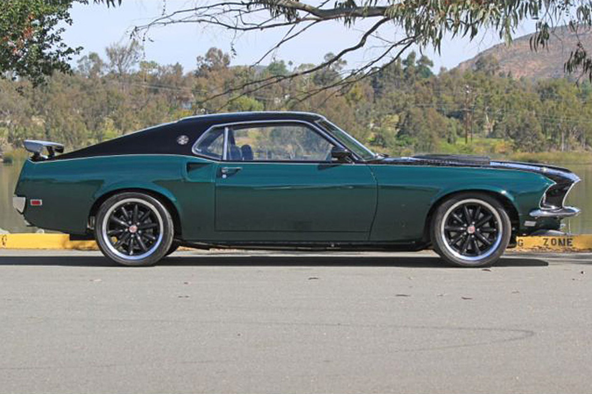 This 69 Ford Mustang Is A Lesson In Tasteful Modification