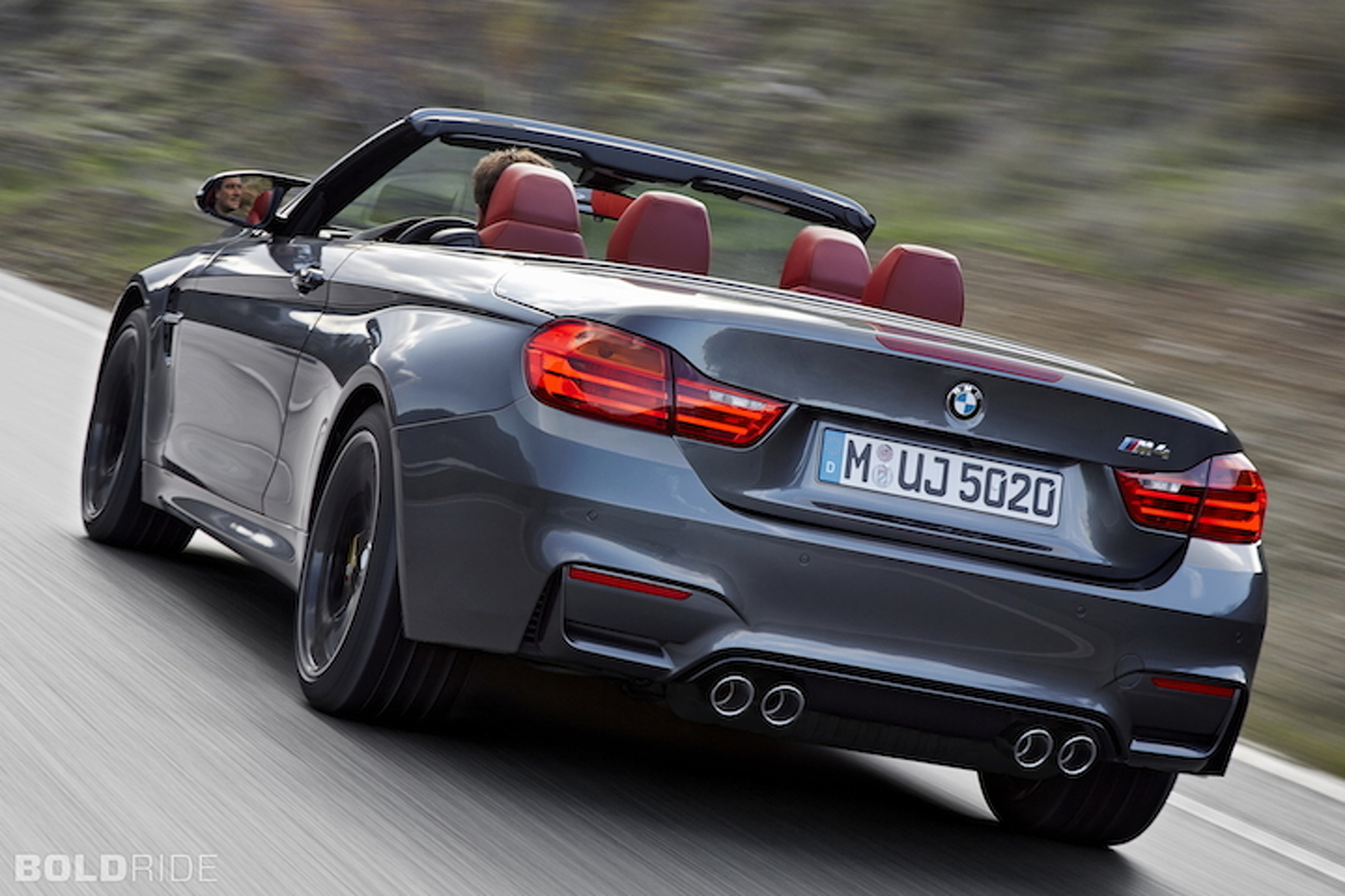 The Bmw M4 Convertible Is 425 Horse Of Drop Top Beauty