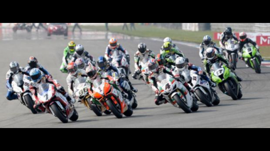 WSBK 2012: ecco la entry list, 24 le moto