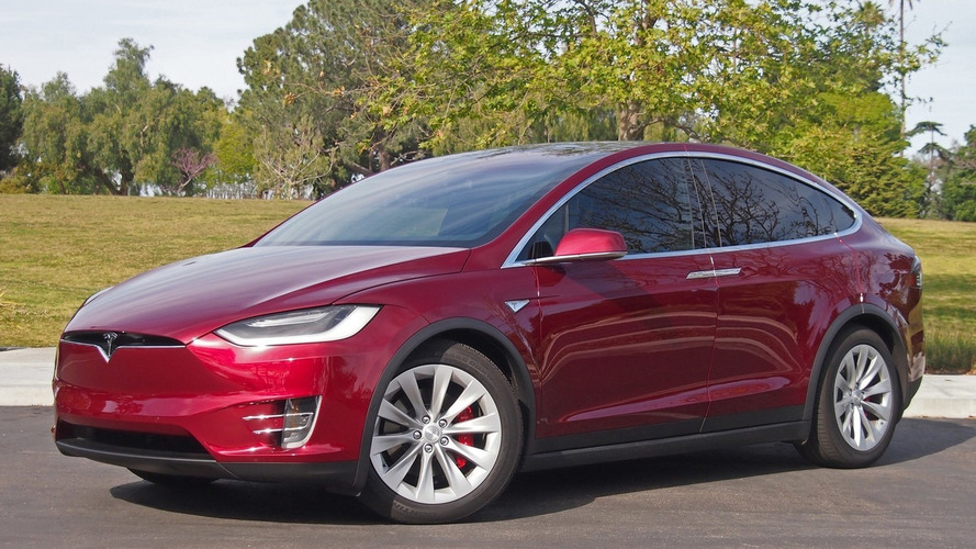 Tesla Model X crashes in Pennsylvania, no fatalities reported