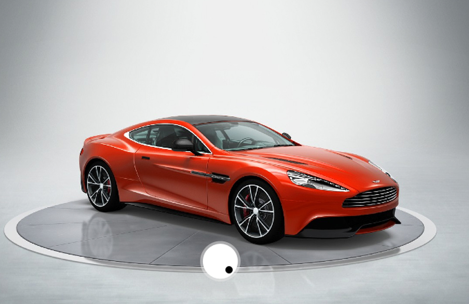 Build Your Own Aston Martin Vanquish That You Will Never Own - Build your own aston martin
