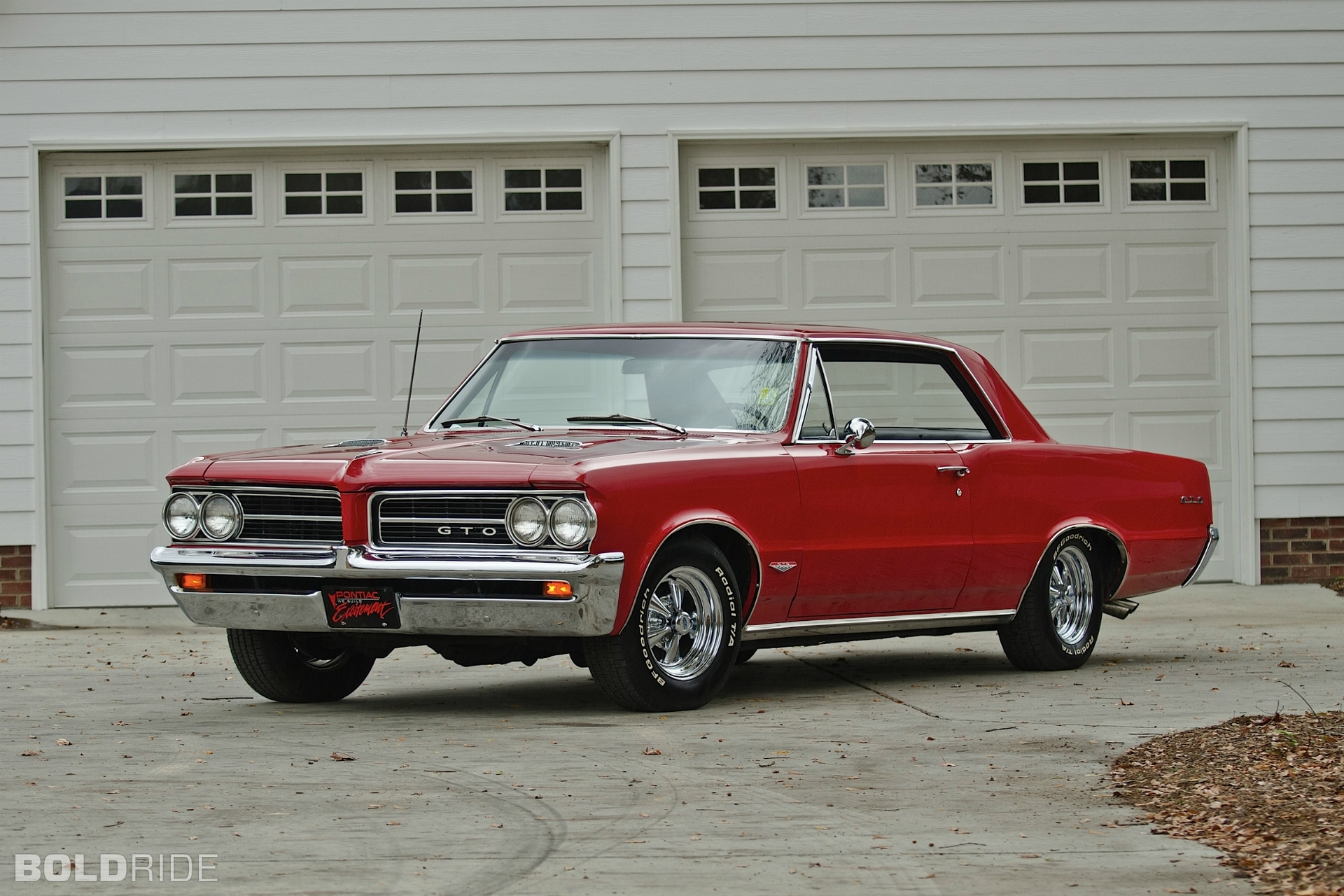 The Pontiac GTO: 50 Years Later