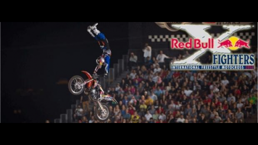 Red Bull X-Fighters Tour 2012: Istanbul è vicina