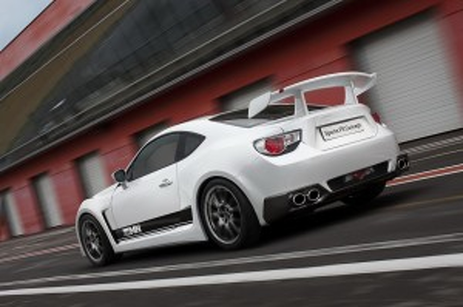 Unveiled: Goodwood hosts the Toyota Twin-charged GT86