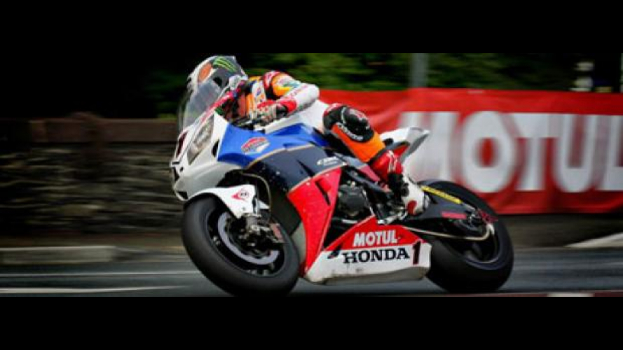 Tourist Trophy 2012: Mcguinness in pole tra le Superbike