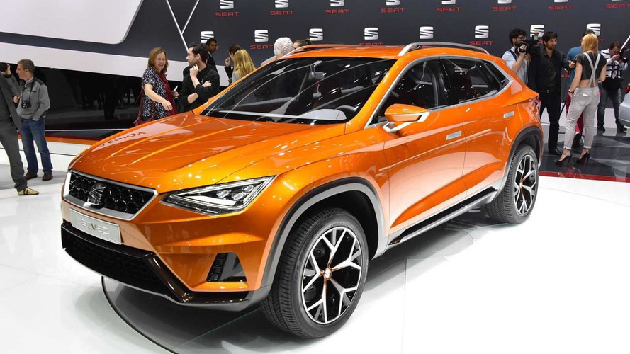 SEAT 20V20 Concept Car