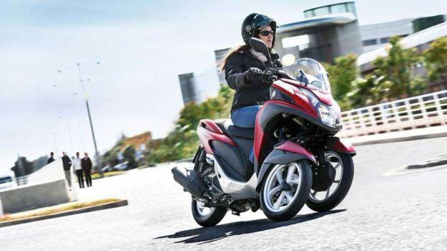 Moto e scooter: ecco perché mettono di buon umore!