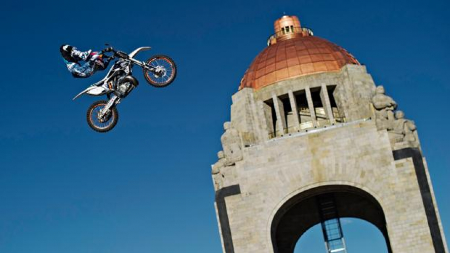 Red Bull X-Fighters 2014: il calendario