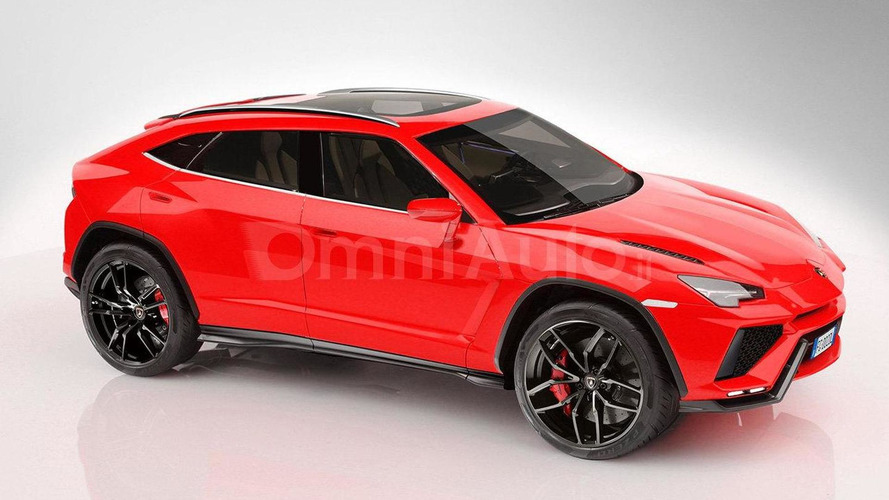 Lamborghini Urus SUV is not 'make or break' for the company