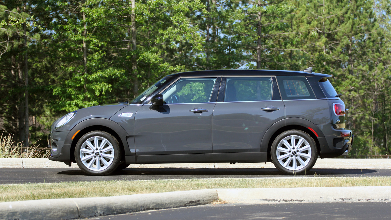 2016 Mini Clubman S Review