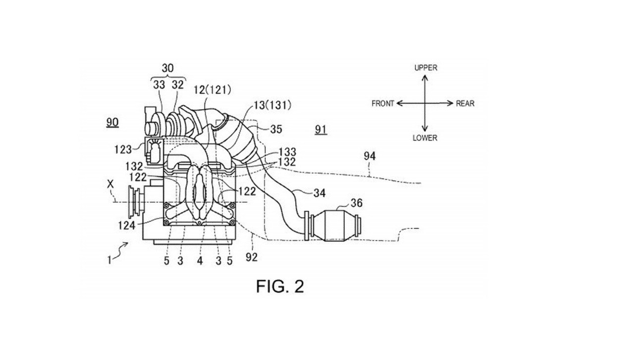 Mazda Patents A New Rotary Engine Could Produce 400 Hp Diagram Gallery Patent