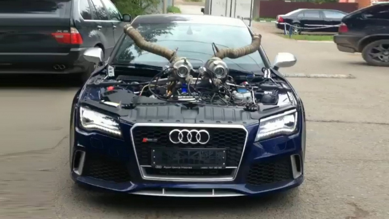 Audi RS7 by Total Race
