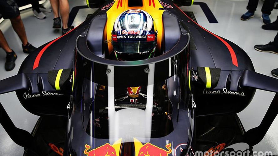 Red Bull will run canopy system in Russian GP practice