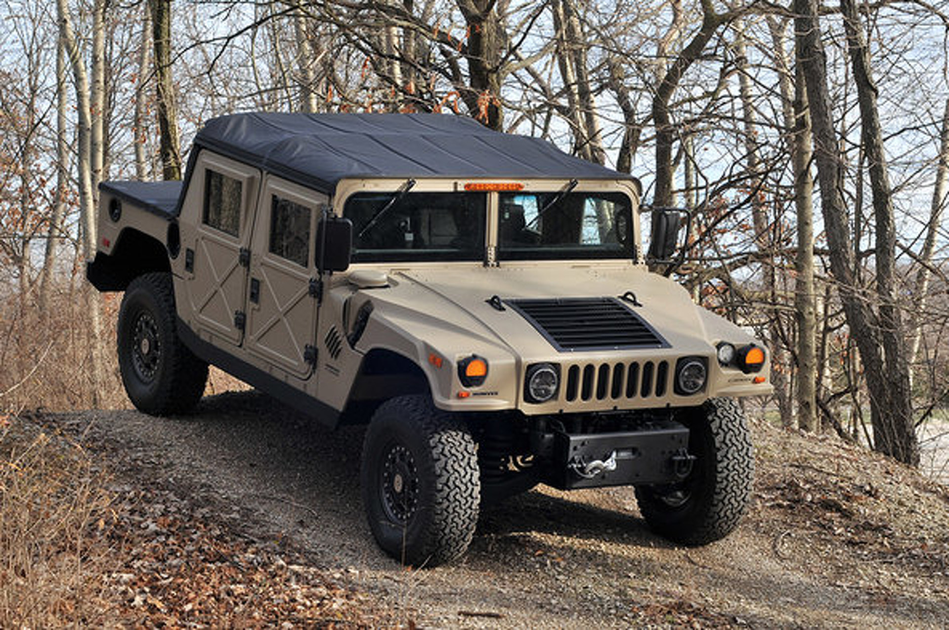 how would you power a brand new humvee kit how would you power a brand new humvee kit?