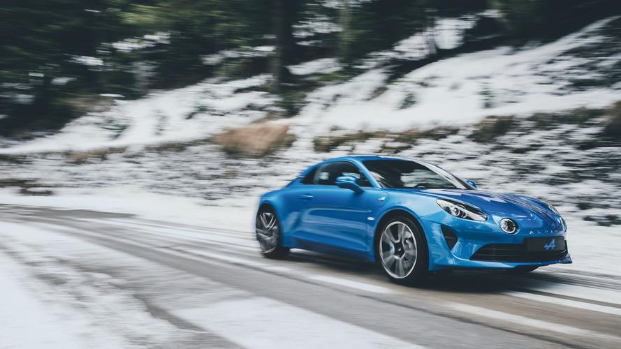 Alpine завершил выпуск нового A110