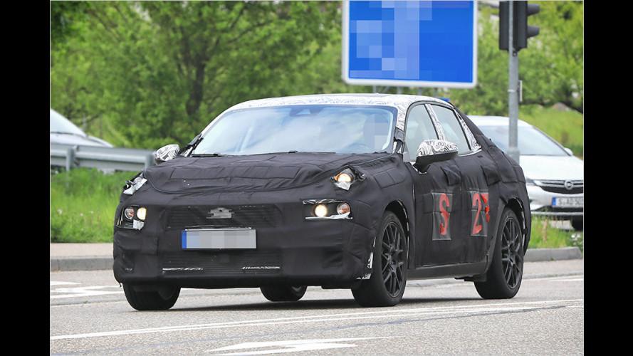 Prototyp auf Volvo-Basis dreht Testrunden